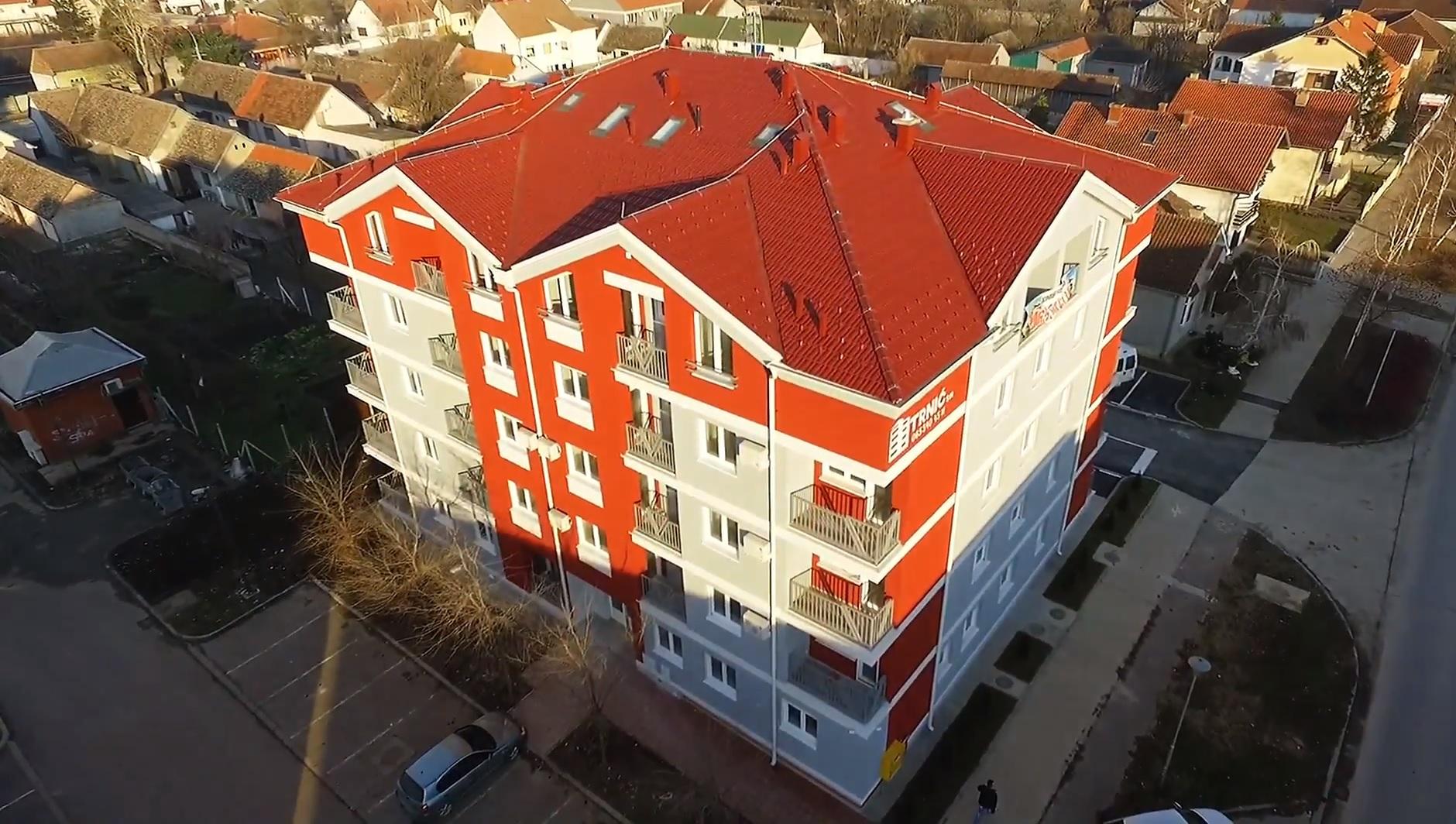 Završena izgradnja objekta sa 38 novih stanova